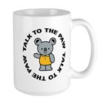 Cute Koala Large Mug