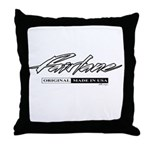 Fairlane Throw Pillow