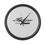 Fairlane Large Wall Clock