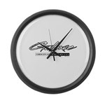 Galaxie Large Wall Clock
