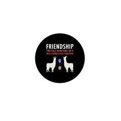 Friendship Mini Button (10 pack)