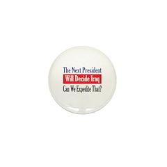 Expedite Mini Button (10 pack)
