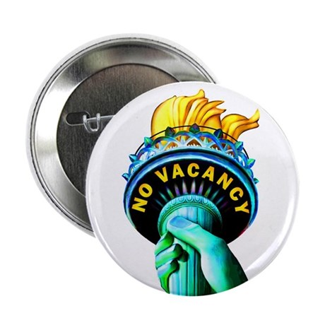"No Vacancy 2.25"" Button (100 pack)"