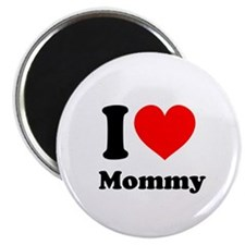 I Heart Mommy Magnet