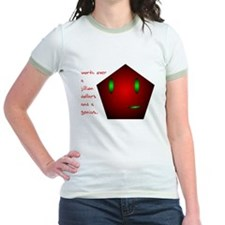 The Ruby Pentagon T
