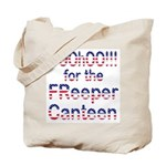wOOhOO ... FReeper Canteen Tote Bag