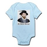 Sir Walter Raleigh Infant Creeper