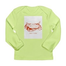 Cute Lemonade Long Sleeve Infant T-Shirt