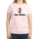 i like waffles T-Shirt
