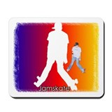 Jamskate Mousepad