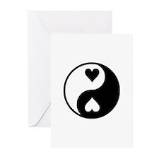 Yin Yang Greeting Cards (Pk of 20)