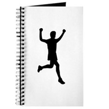 Runner running Journal