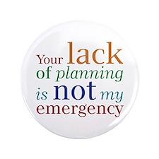 """Planning 3.5"""" Button"""