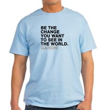 gandhi quotes T-Shirt