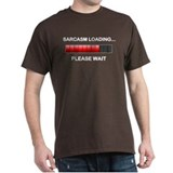 Sarcasm Loading Tee-Shirt