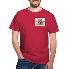 Maine Coon Cat 9Y825D-145 T-Shirt