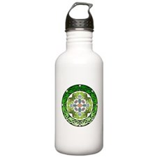 Frog Mandala Water Bottle