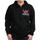Norway Zip Hoodie