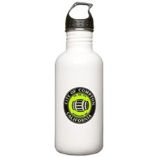 Compton City Seal Sports Water Bottle