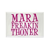 mara-freakin-thoner Rectangle Magnet