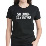 So Long Women's Dark T-Shirt