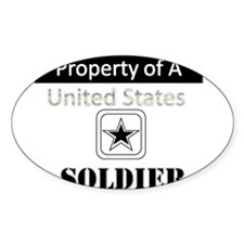 Property of A Decal