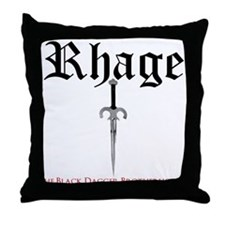BDB LogoThrow Pillow - Rhage