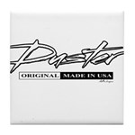 Duster Tile Coaster