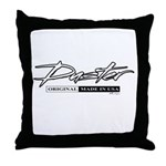 Duster Throw Pillow