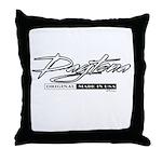 Daytona Throw Pillow