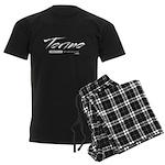 Torino Men's Dark Pajamas