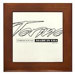 Torino Framed Tile