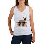 Big buck hunter Women's Tank Top