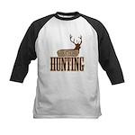Big buck hunter Kids Baseball Jersey