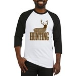 Big buck hunter Baseball Jersey