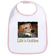 Life's Golden Bib