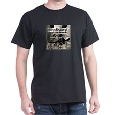 Moral Hazard Black T-Shirt