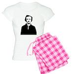 Edgar Allan Poe Women's Light Pajamas