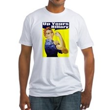 Anti-Hillary Rosie Shirt