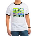 Earthday Ringer T