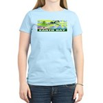 Earthday Women's Pink T-Shirt