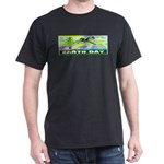 Earthday Black T-Shirt