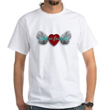 ADD TO FRIENDS, HEART WITH WINGS Shirt
