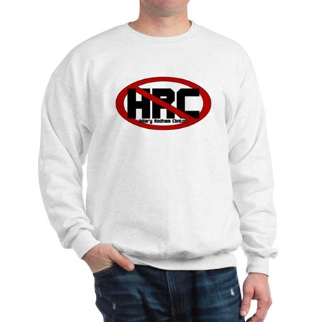 Anti Hillary Rodham Clinton Sweatshirt