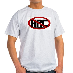 Anti Hillary Rodham Clinton Ash Grey T-Shirt