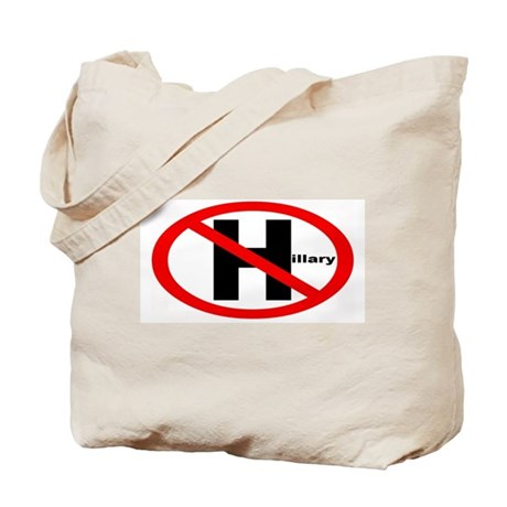 No President Hillary Clinton Tote Bag