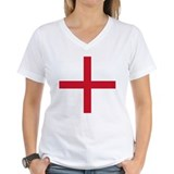 England St George's Cross Flag Shirt