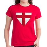 England St George's Cross Flag Tee