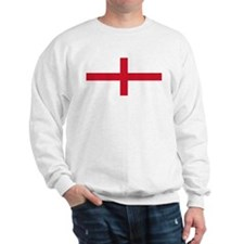 England St George's Cross Flag Sweatshirt