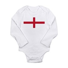 England St George's Cross Flag Long Sleeve Infant